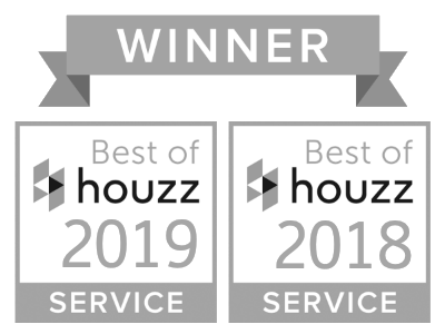 Houzz Customer Service Award