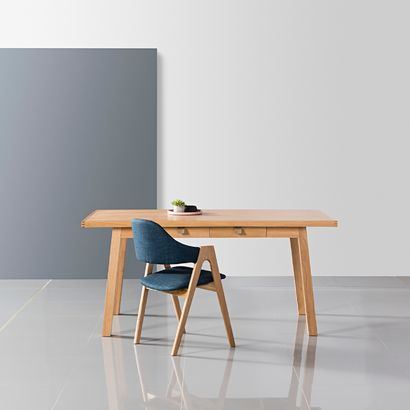 Marko Dining Table - Oak - 160x85cm