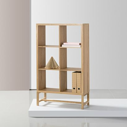 Scandinavian Bookshelf Melbourne Sydney Solid Oak